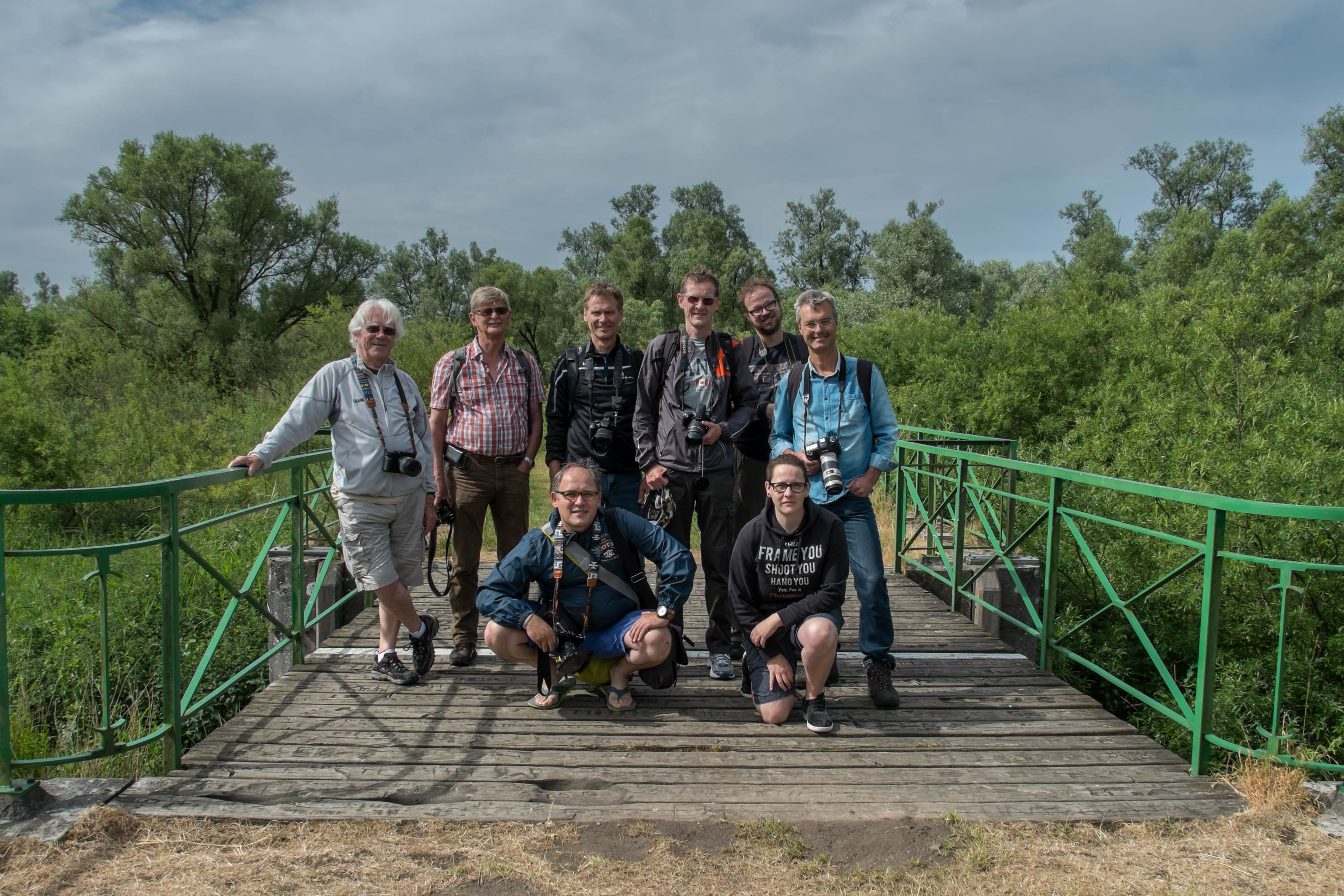 De Shooters in de Biesbosch