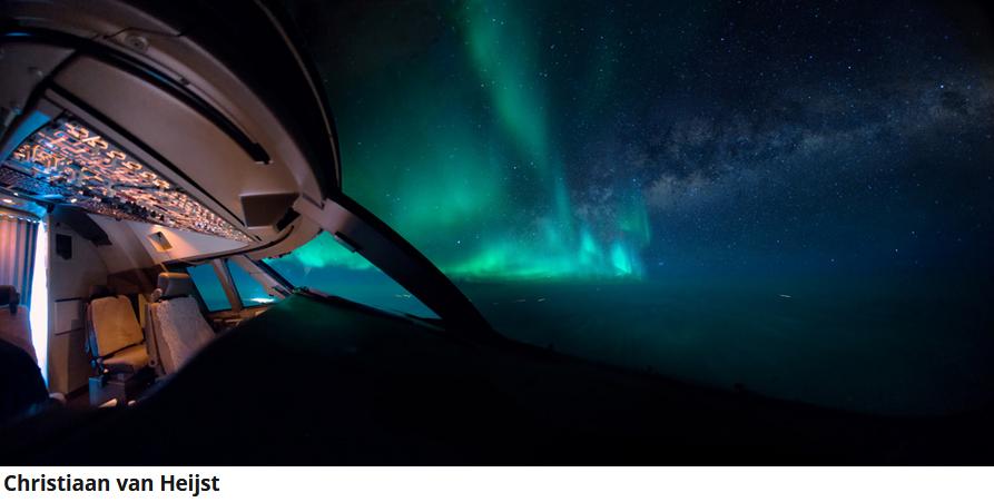 Nederlandse piloot wint fotoprijs